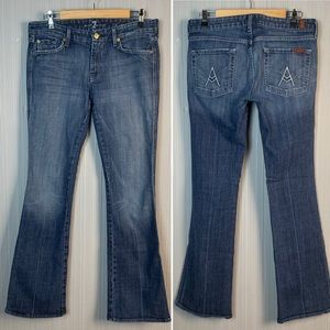 7 for All Mankind A Pocket Denim Jeans 31